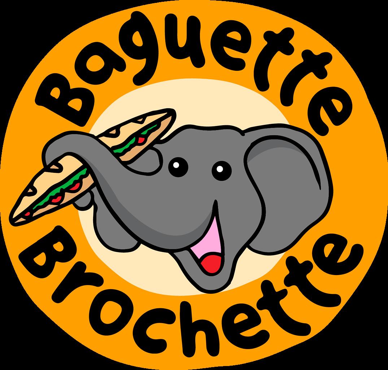 Baguette Brochette - Montreal's luxury sandwich